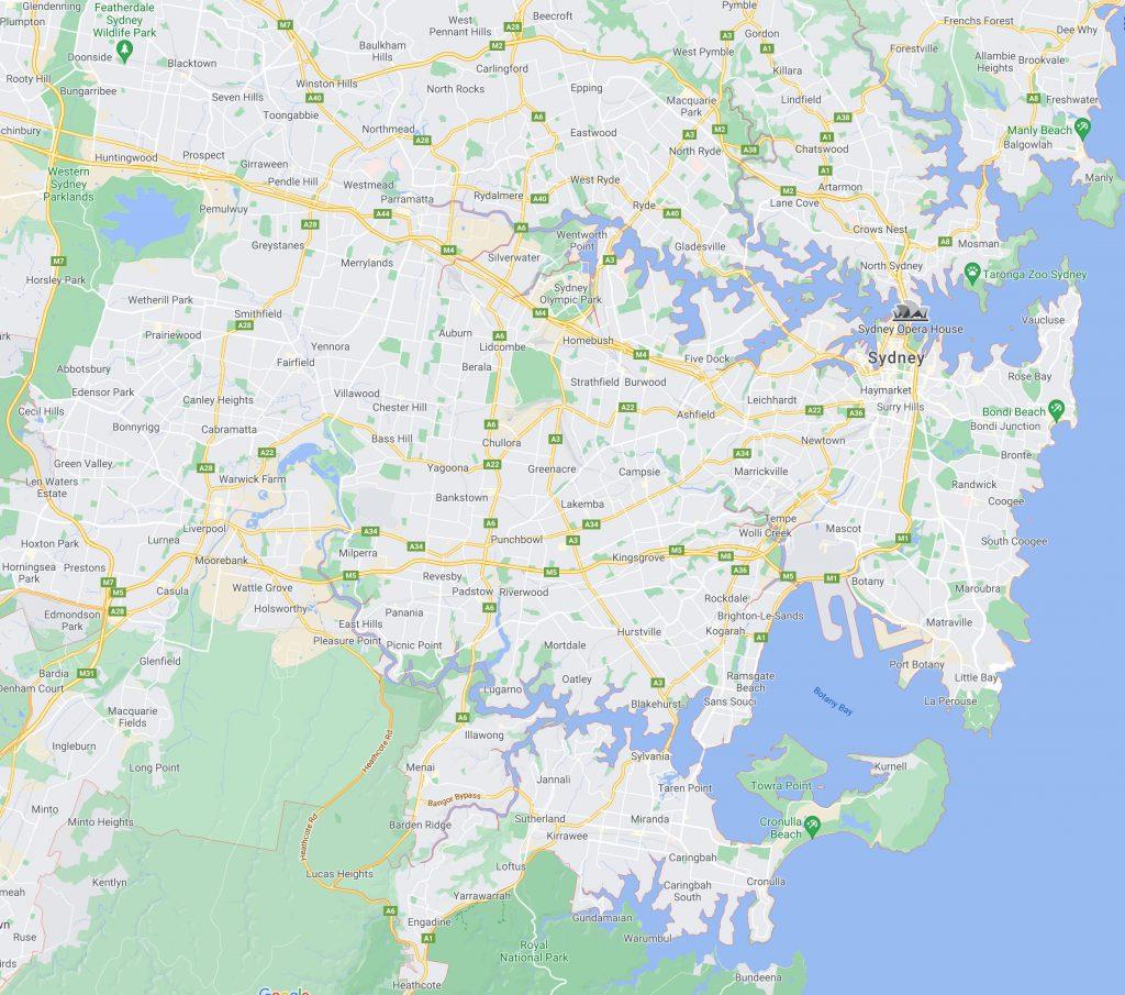 Sydney Metro Wide