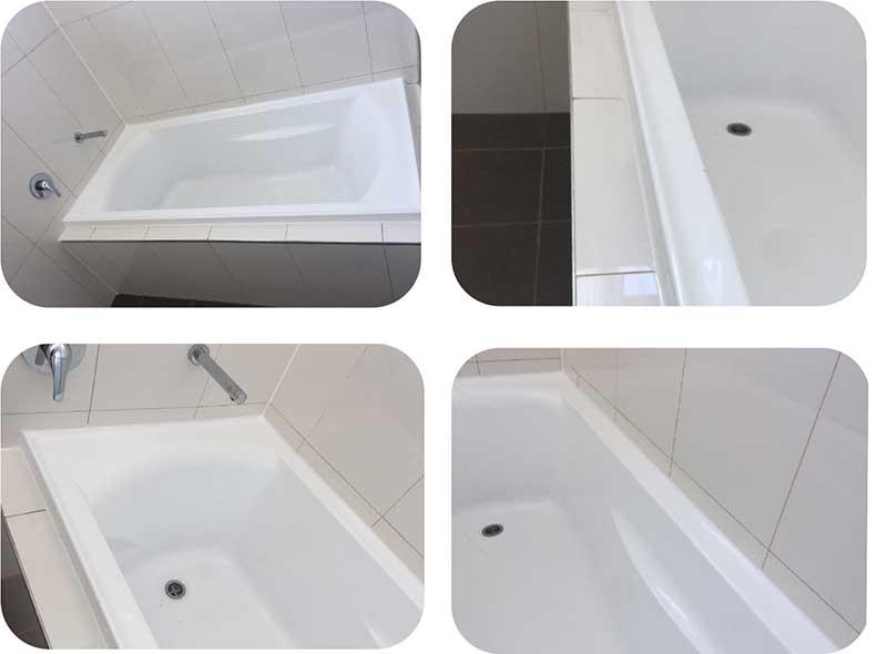 Leaking Bath Repair